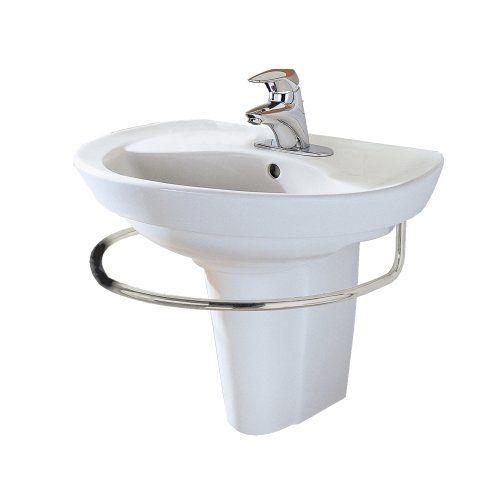 Towel Bar For Pedestal Sink American Standard 3520 000 295