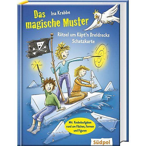 Buch – Das magische Muster – Rätsel um Käpt'n Dreidrecks Schatzkarte  – Products