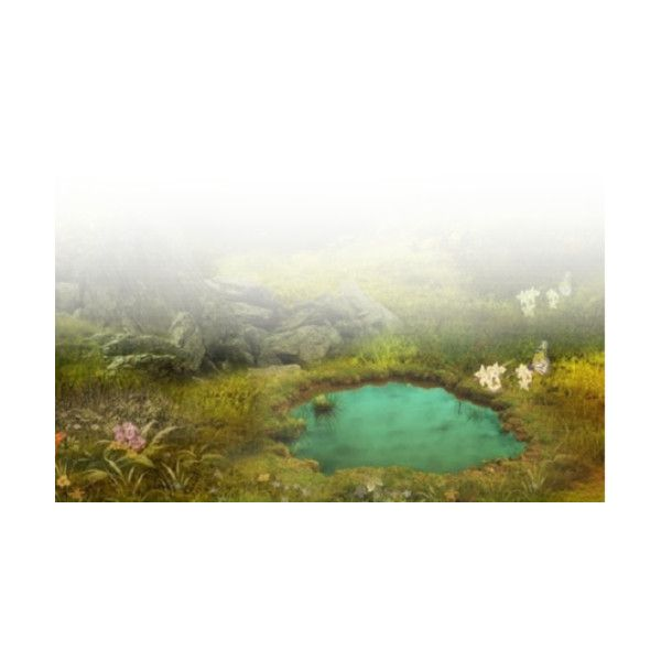 little pond ❤ liked on Polyvore featuring tubes, backgrounds, nature, water, landscape and scenery