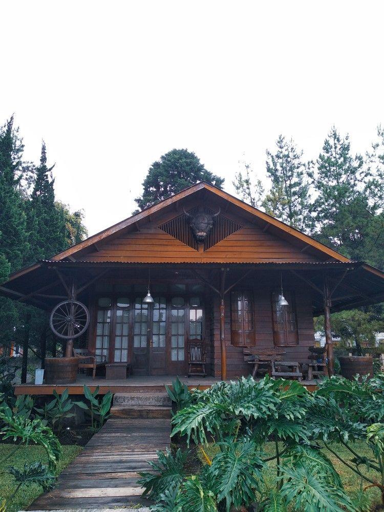 Salah Satu Sudut D Ranch Lembang