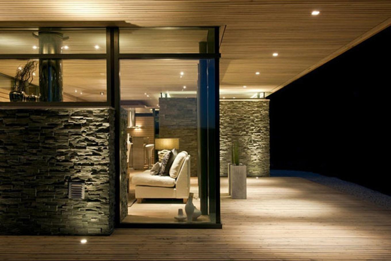 Maison Interieur interieur-maison-bois-metal-7 Interieur Maison Bois ...