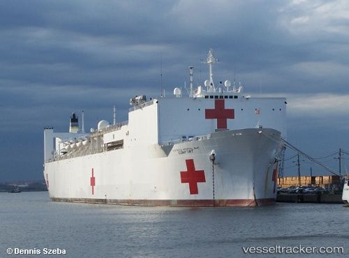 Usns Comfort Type Of Ship Other Ship Callsign Ncom In 2020 Ship Comfort United States Of America