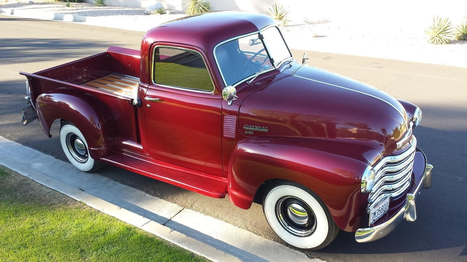 Pickup 1952 chevy pickup for sale : 1952 Chevy Pickup   Just Rolling Along!   Pinterest   Chevy ...