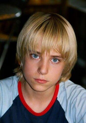 Teen gay actor