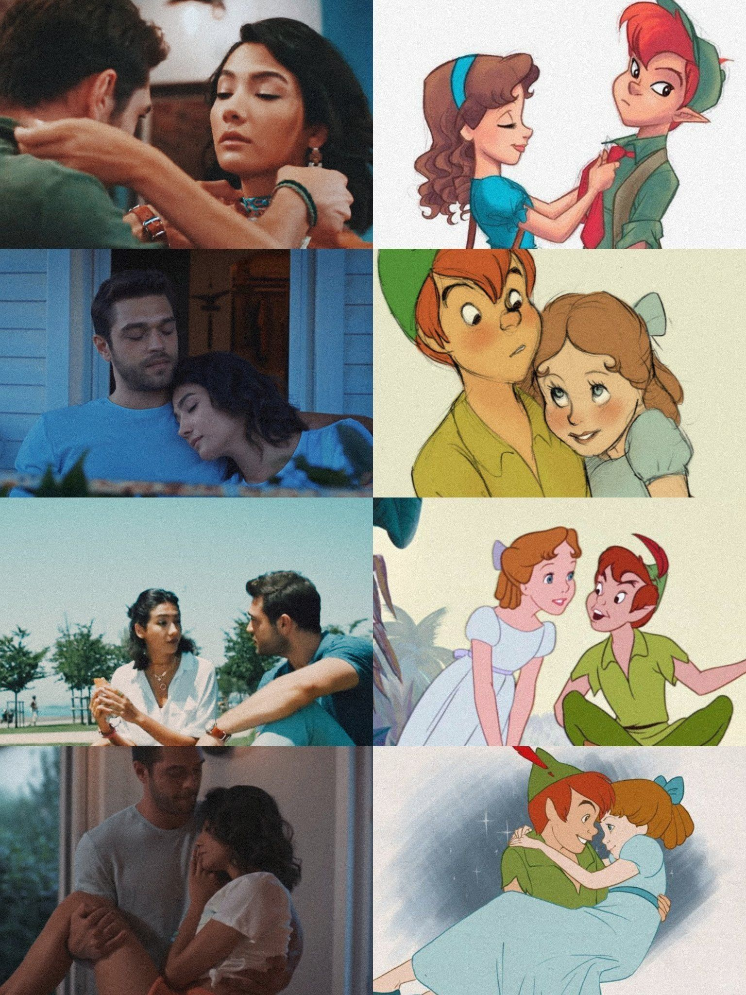 Pin By Gaby On Seldem Ayfur Couple Quotes Funny Best Series Peter Pan