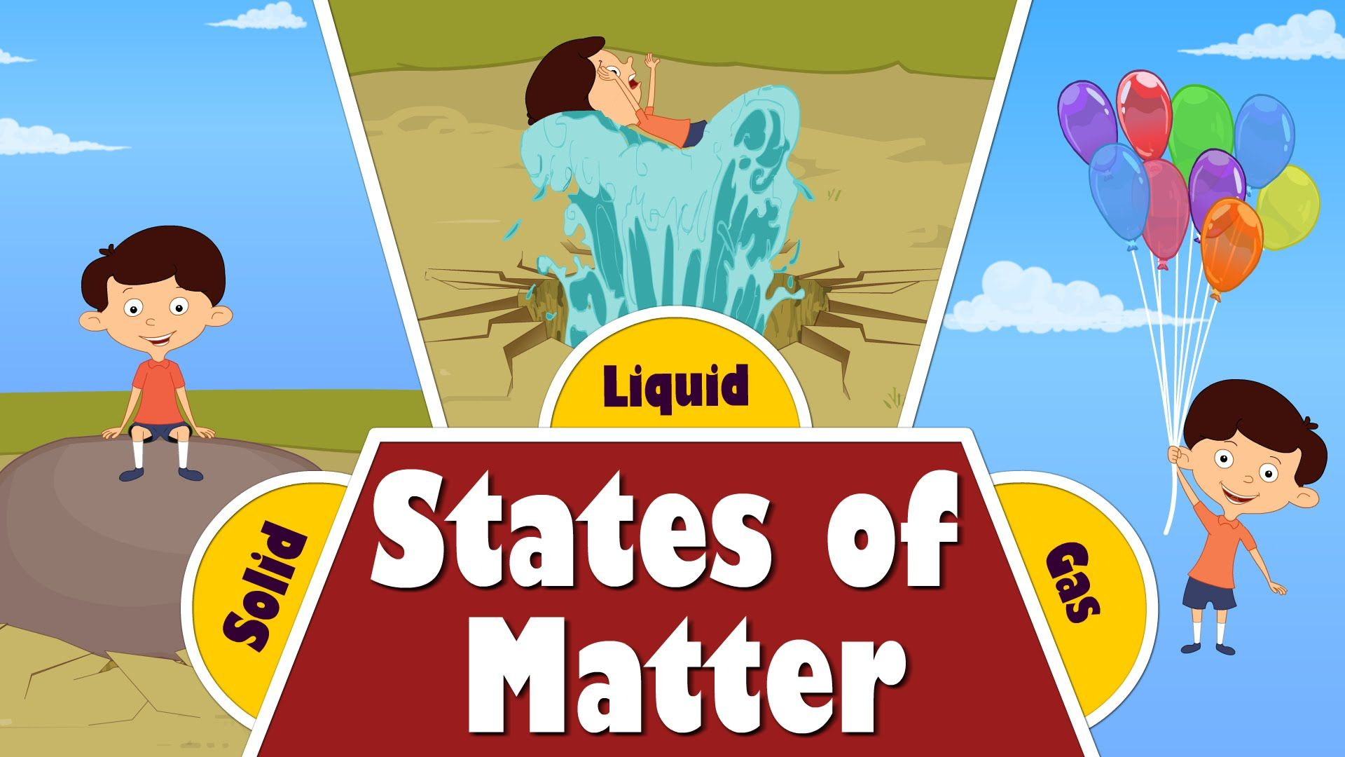 You Will Learn About States Of Matter In This Video