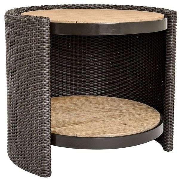 Mcguire Barbara Barry Outdoor Horizon End Table 1 695 Liked