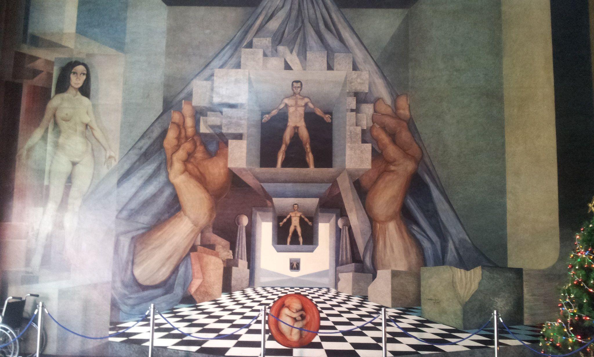 Resultado de imagen para mural la busqueda