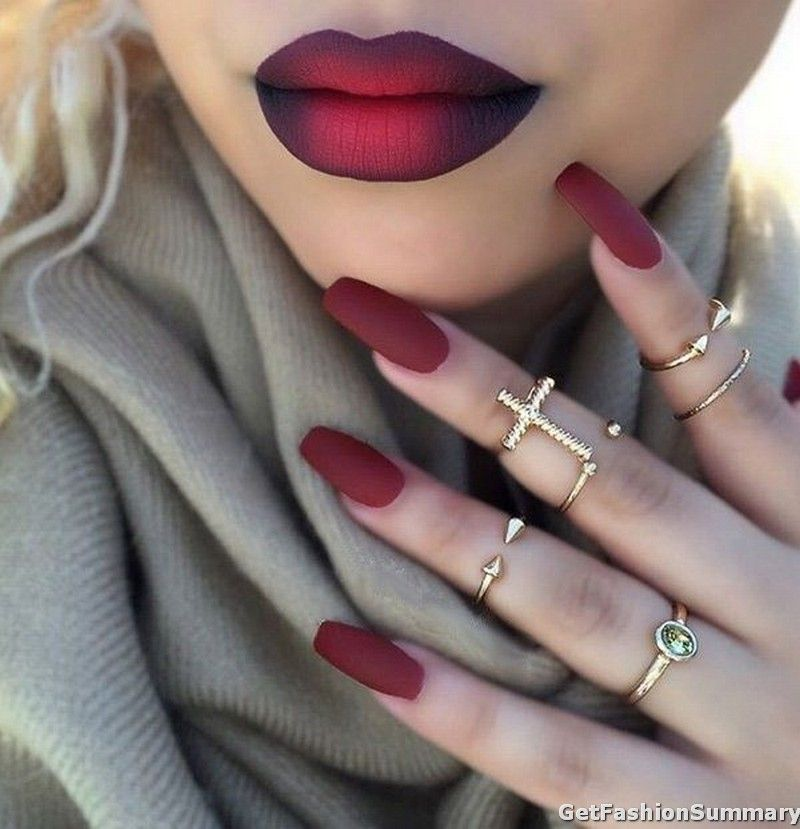 Trendy Nail Art Ideas For Coffin Nails Designs | Amazing Nails Art ...