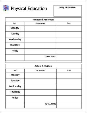 free printable homeschool record keeping forms fnds 2140