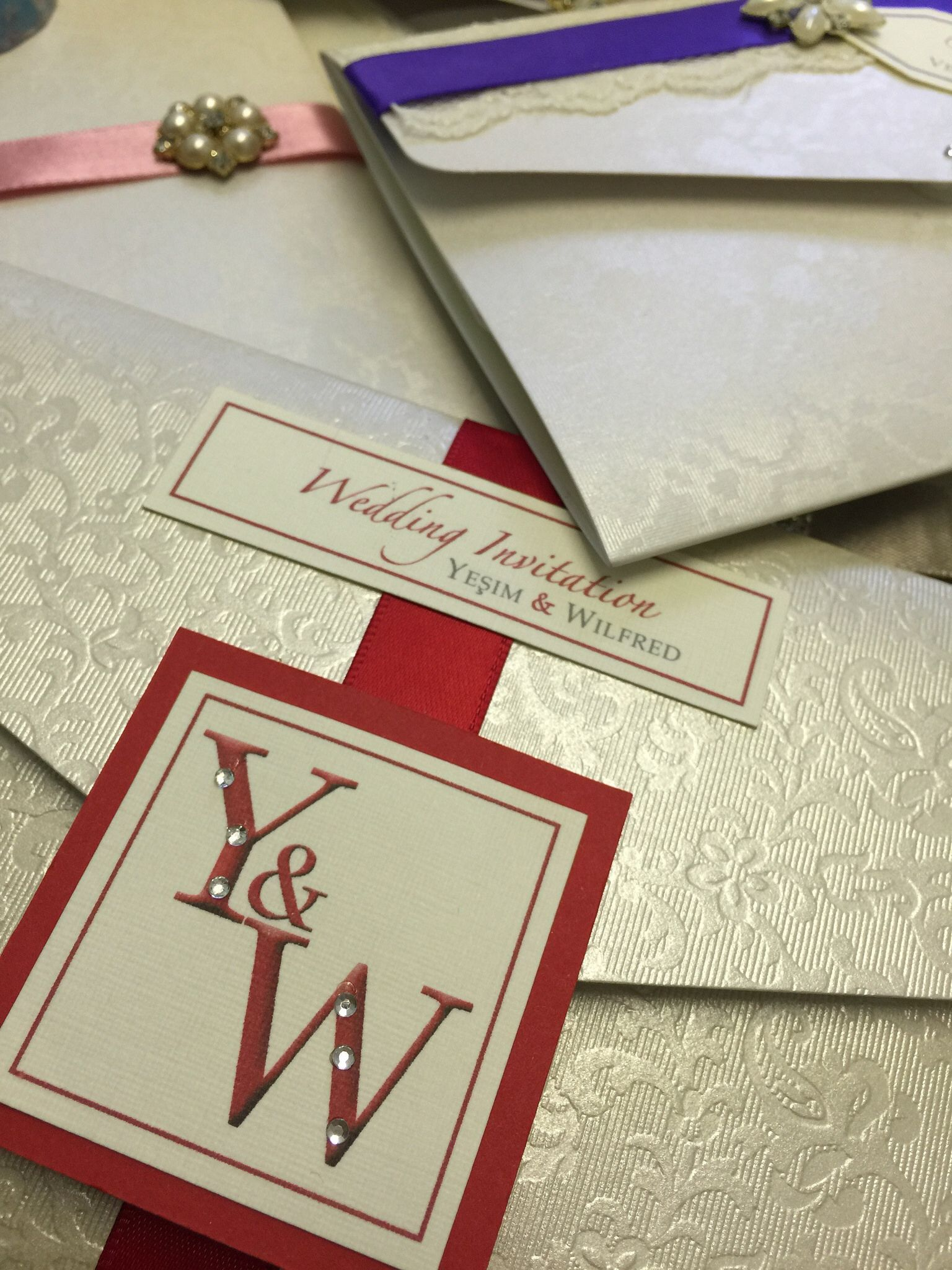 Touch temptation - POCKETFOLD wedding invitations | Pinterest ...