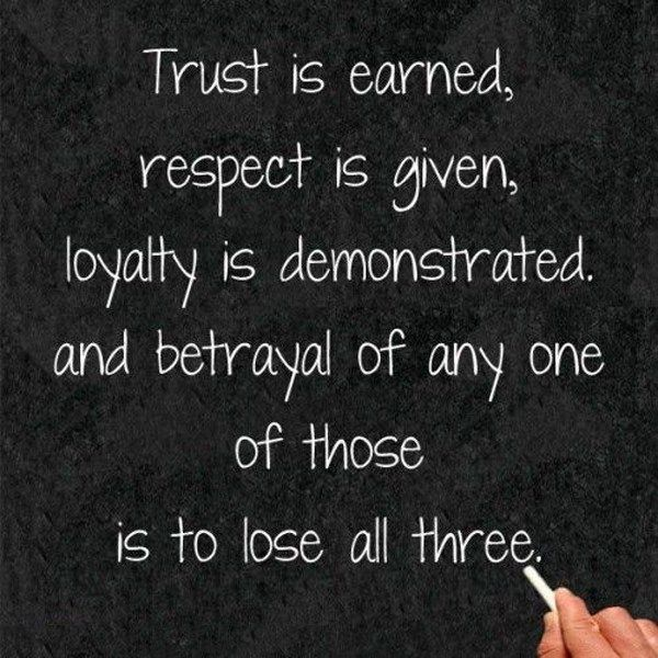 15+ Quotes and Sayings about Trust in life - Quote Amo