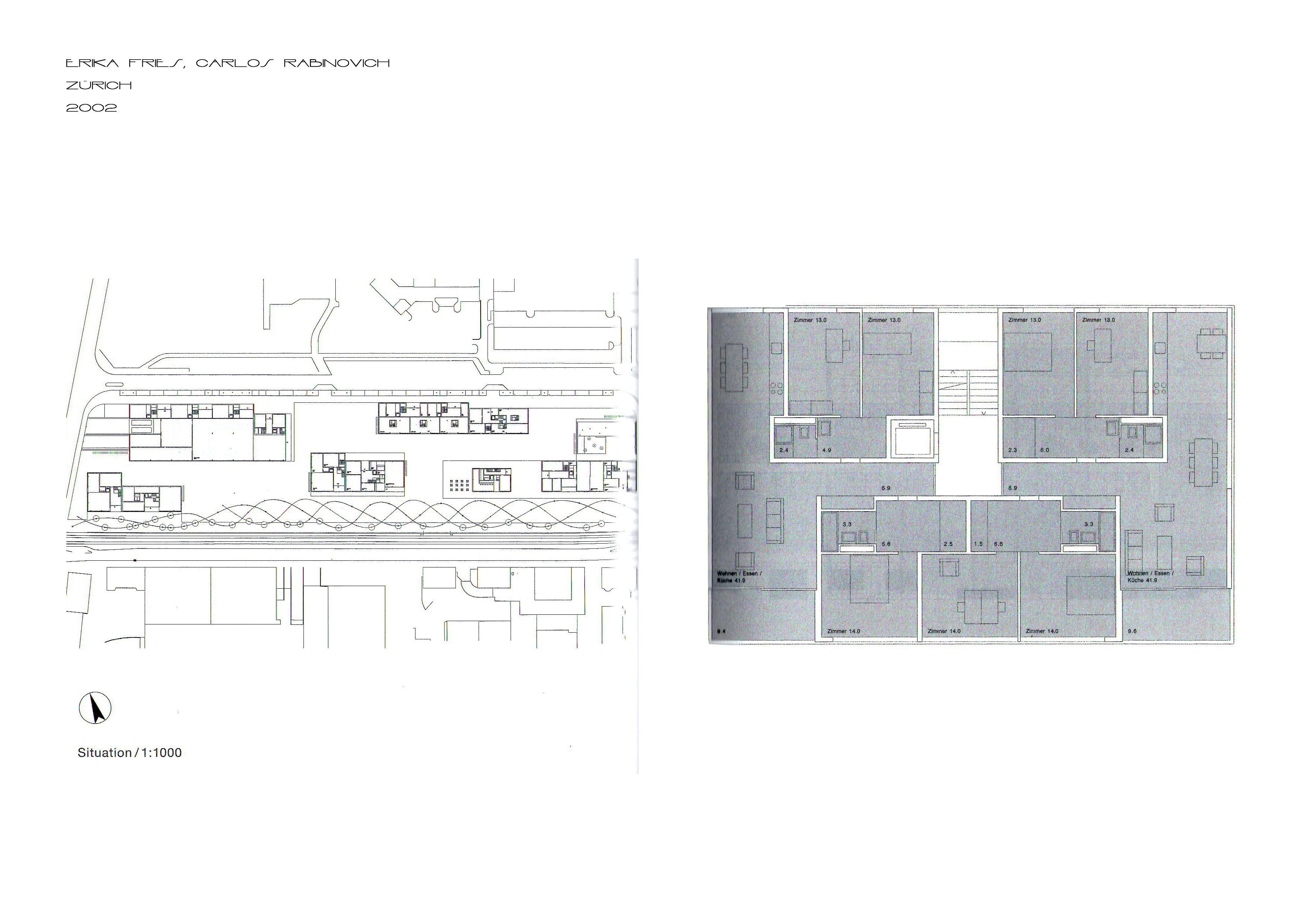 Guignard Saner Architekten any 2003 Zürich