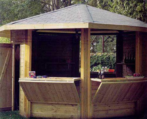 Gazebo Legno Per Bar.Chioschi Bar In Legno Cabine Mare In Legno Gazebi Spiaggia For