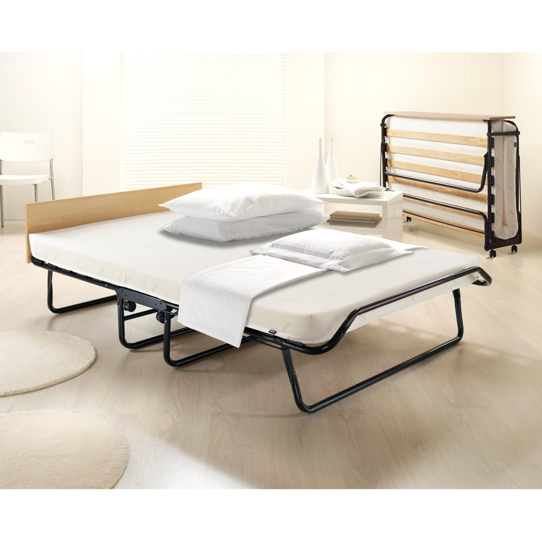 - Jay-Be Contour Folding Bed With Airflow Mattress - 105803