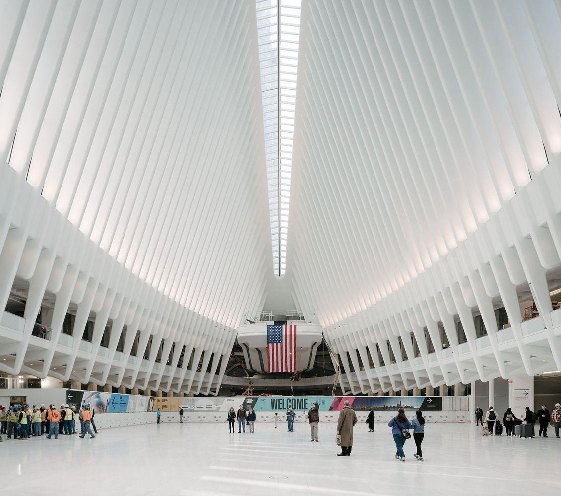 Gallery of World Trade Center Transportation Hub / Santiago Calatrava - 1