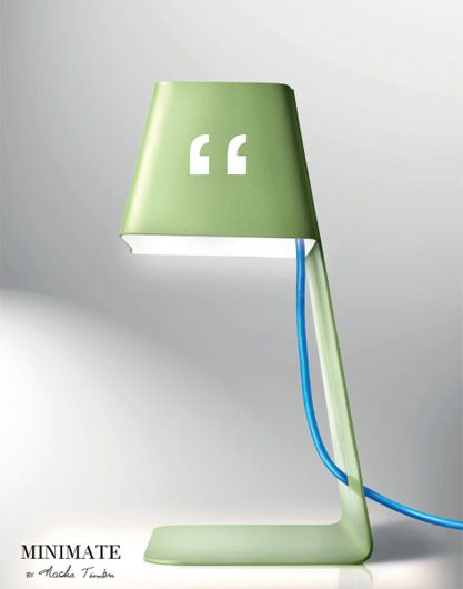 Minimate table #lamp desinged by #NachoTimon for #Massmi Iluminación