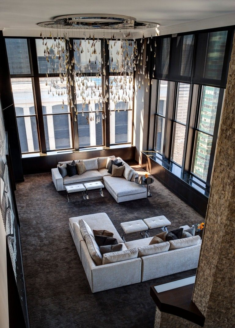 The New York Palace Hotel Luxurious New Suites Hotel