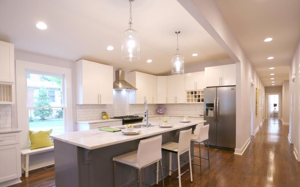 masters kitchen design. White Kitchen  Masters of Flip all the trimmings Pinterest Flipping Kitchens and
