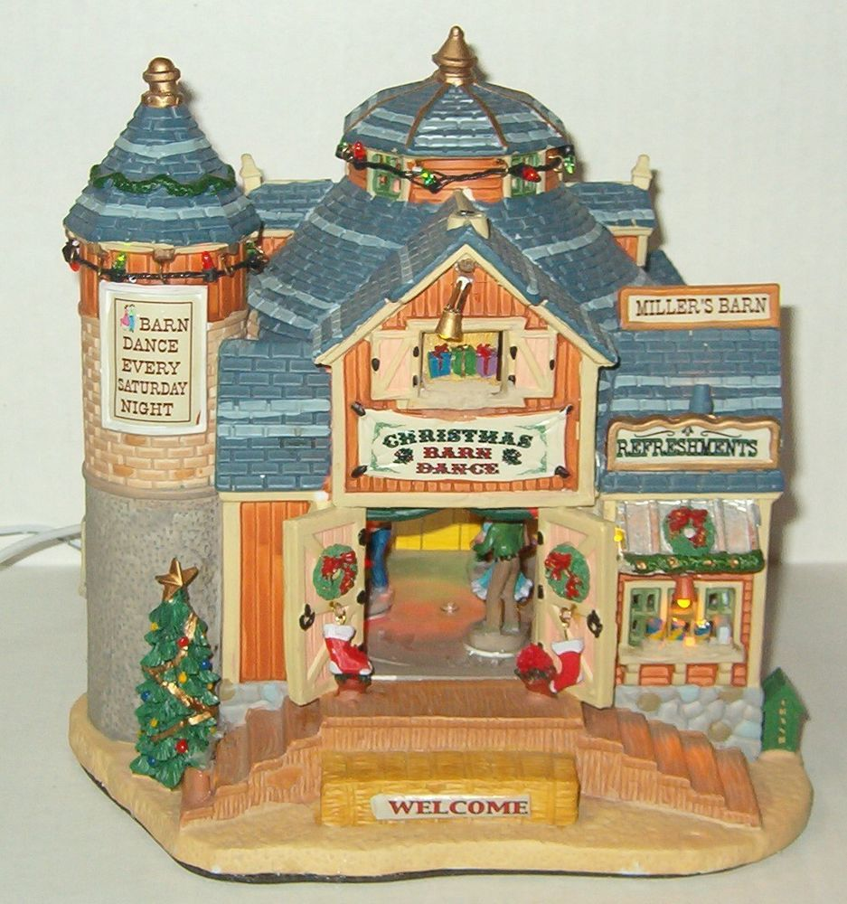 Lemax Village Collection Lighted Animated Musical