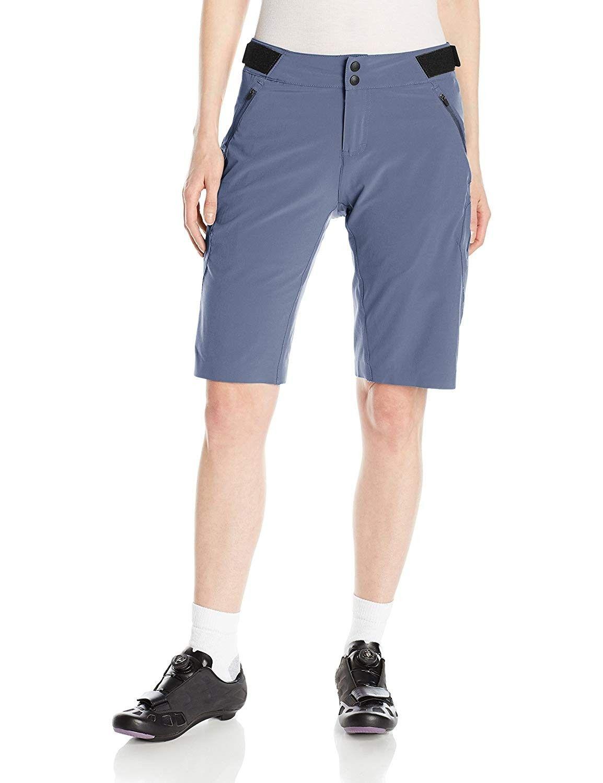 Women's Navaeh Shorts - Grey - X-Large - CJ12N9JQZWH - Sports & Fitness Clothing, Women, Compression...