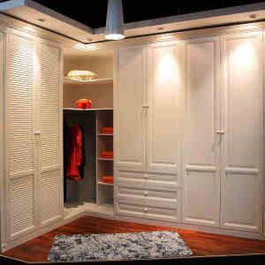 home furniture l shape wardrobe on made in. Black Bedroom Furniture Sets. Home Design Ideas