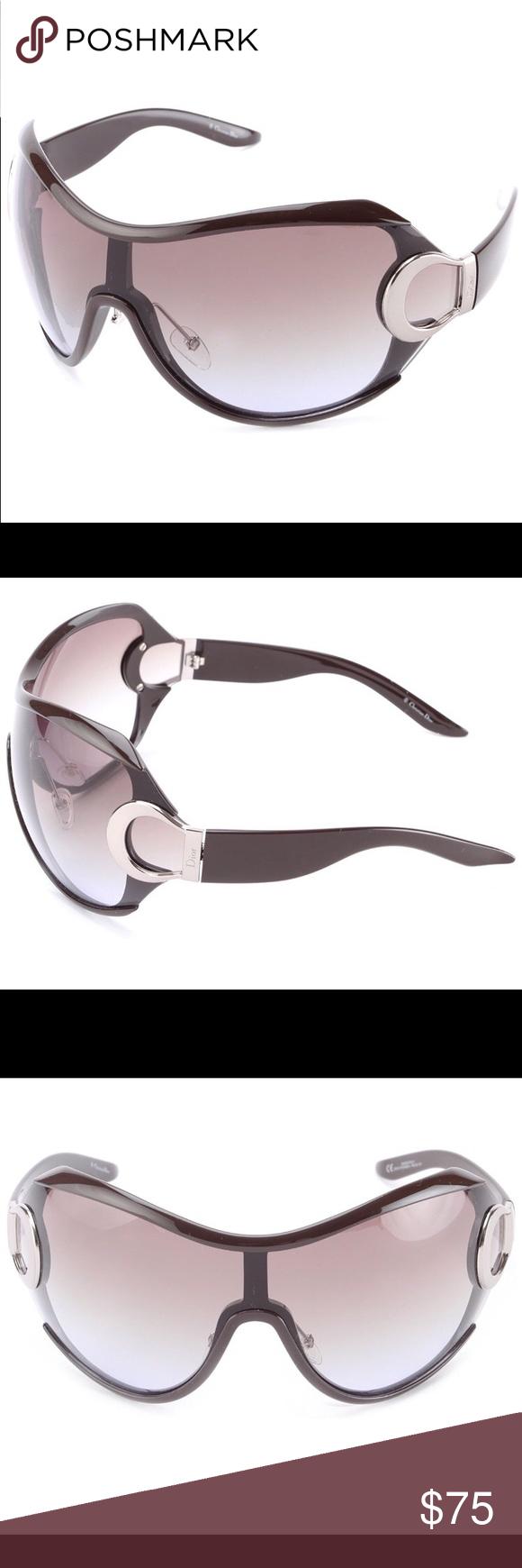 8003315c7cf3 Christian Dior Stronger 2 Sunglasses Christian Dior Stronger 2 Sunglasses  Like new! Brown Dior Accessories Sunglasses