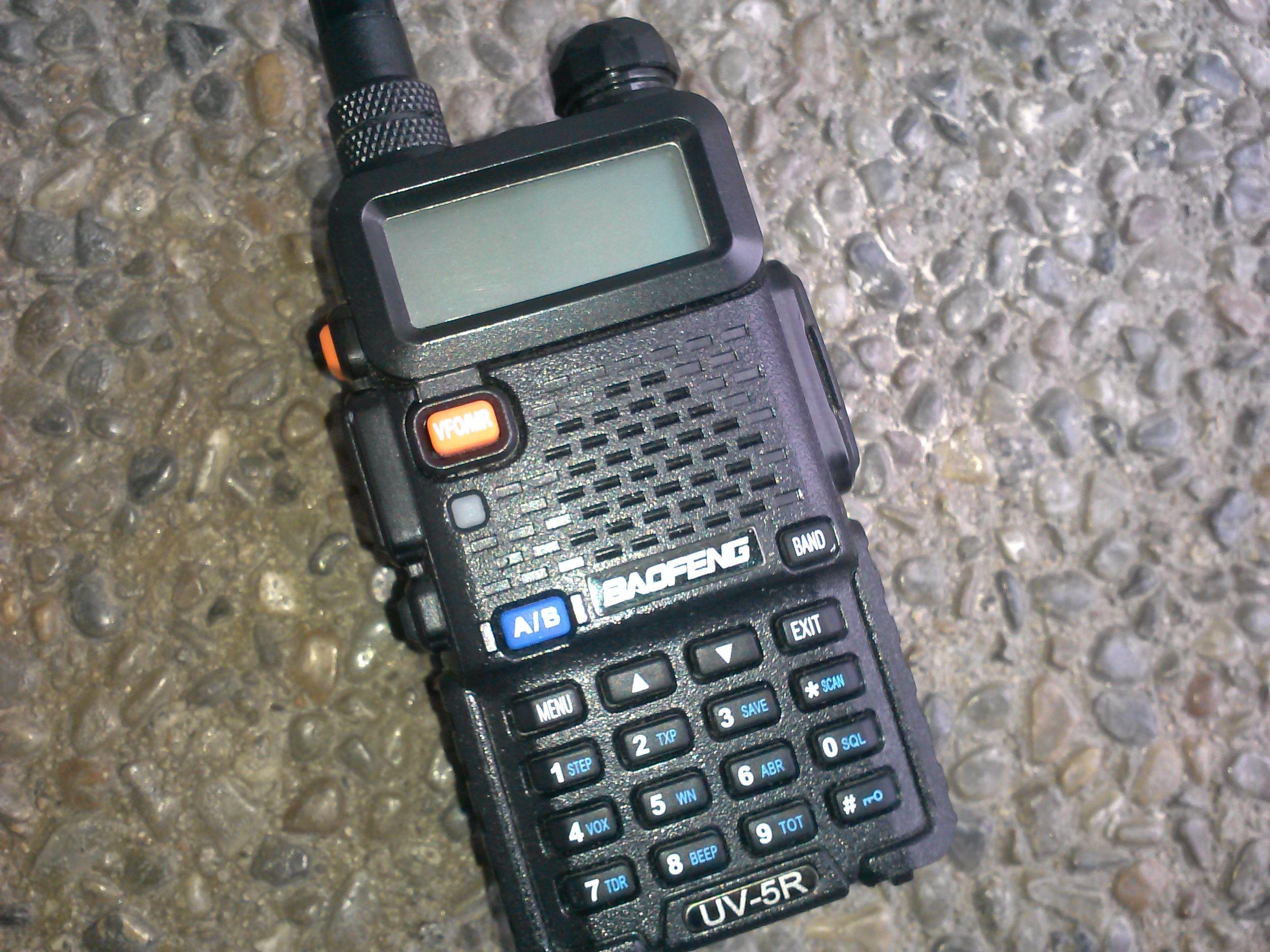 Baofeng For Dummies Uv5r Ham Radio Tutorial Program Ht Bf Dual Band Uhf Vhf Walkie Talkie Amrron