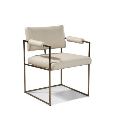 Dining chair - 1188 - with arms - Thayer Coggin | All ...