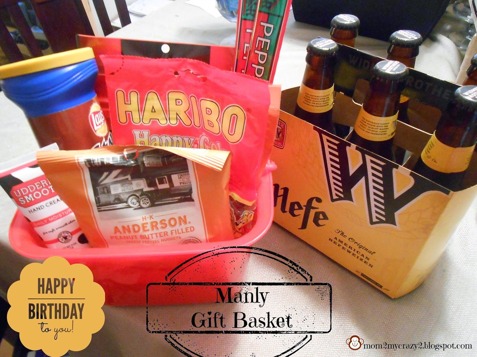 Running away? I'll help you pack.: Themed Birthday Gift ... Manly ...