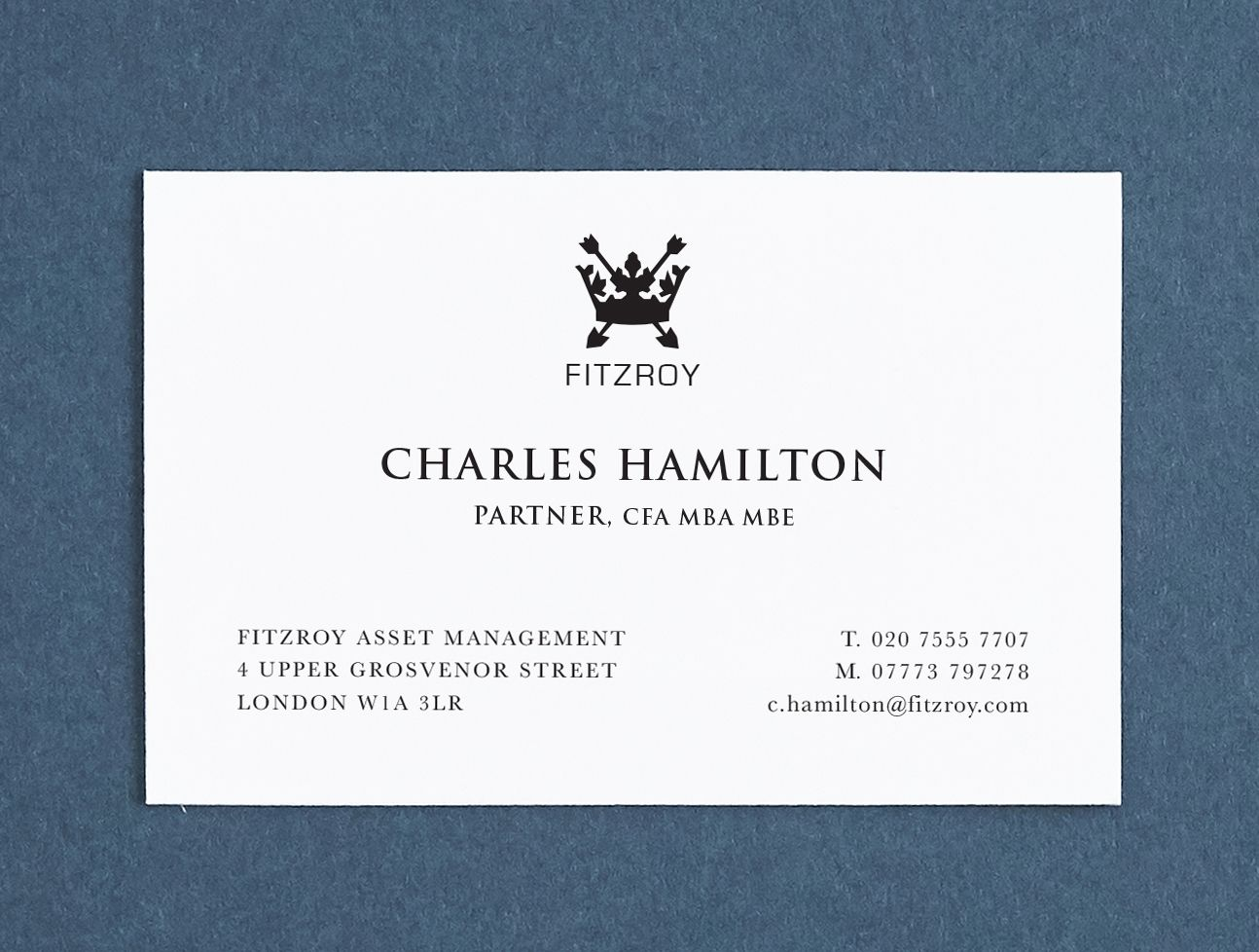 Printed Name Cards Custom Made Business Cards Personalised Professional Calling Cards Business S Business Stationery Make Business Cards Personal Cards