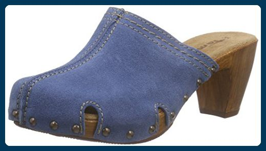d70bc757f00884 Tamaris Damen 27300 Clogs