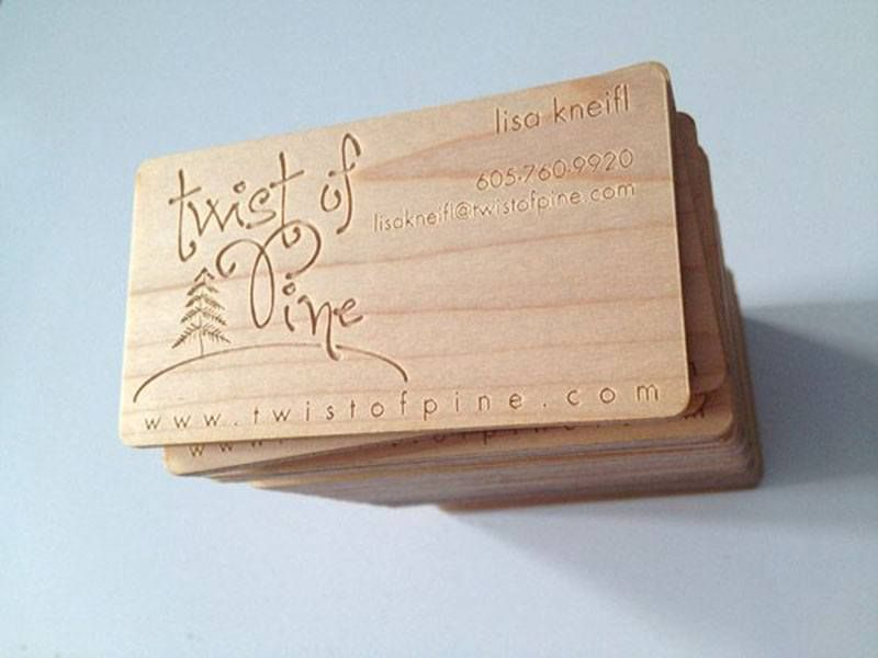 Laser engraved business cards on wood metal and plastic carry a laser engraved business cards on wood metal and plastic carry a work of art in your wallet contact us now to order your cards colourmoves