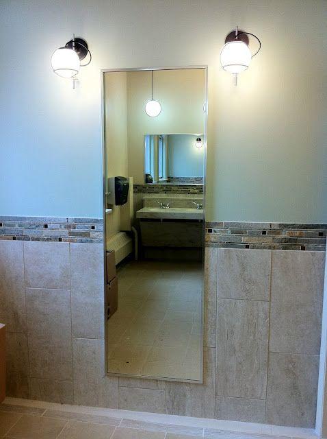 Commercial Design, Womenu0027s Bathroom. #interiordesign