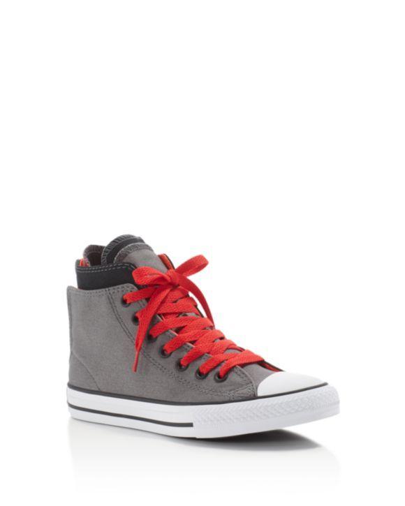 ceb468ea03b7  40 Converse Boys  Chuck Taylor All Star Zip Back High Top Sneakers -  Toddler