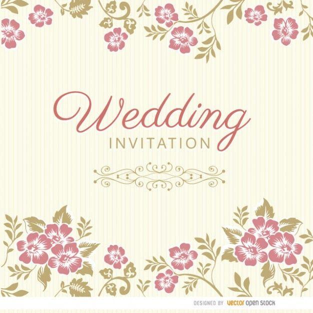 Convite de casamento chic ornament folk art and envelopes convite de casamento chic stopboris Image collections