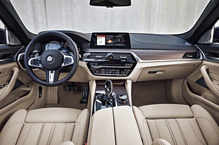 2017 Bmw 5 Series Touring Interior Bmw Bmw Series Bmw 5