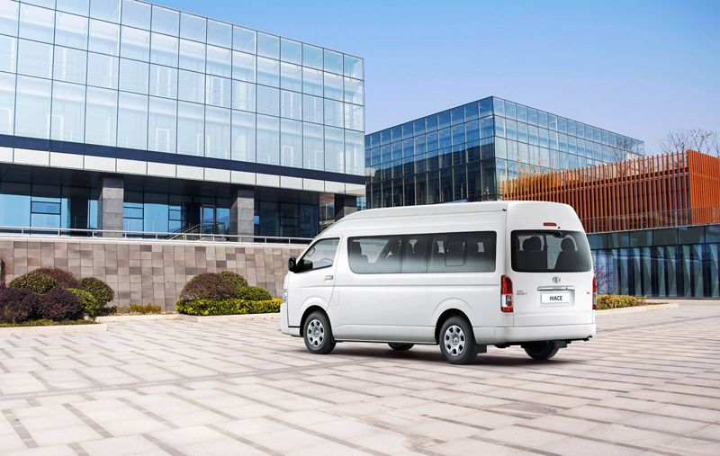 Toyota Hiace For Sale In USA photo | Toyota Hiace Van - the