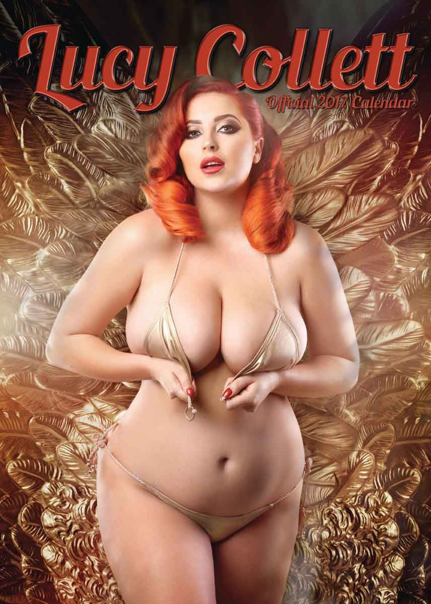 Incorrigible catalog cover redhead model