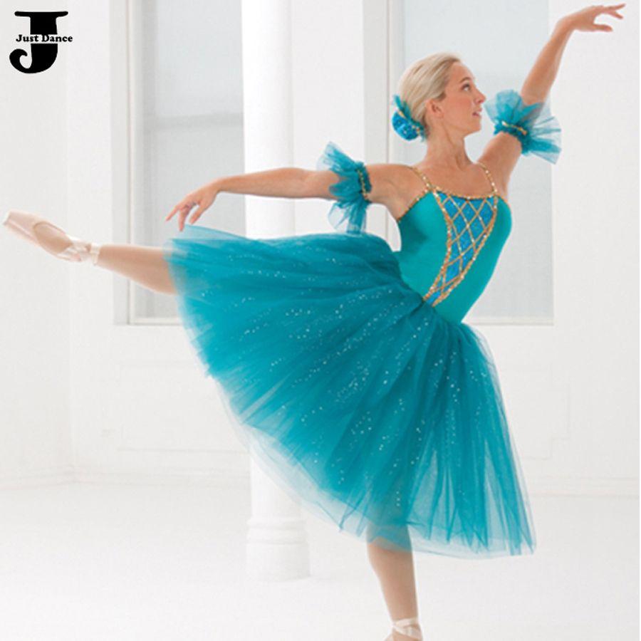 5a2d500e00e Pas cher 2015 romantique robe de Ballet pour enfants Blue Sky filles Ballet  professionnel Tutu enfants Costumes de Ballet classique à vendre DQ9008