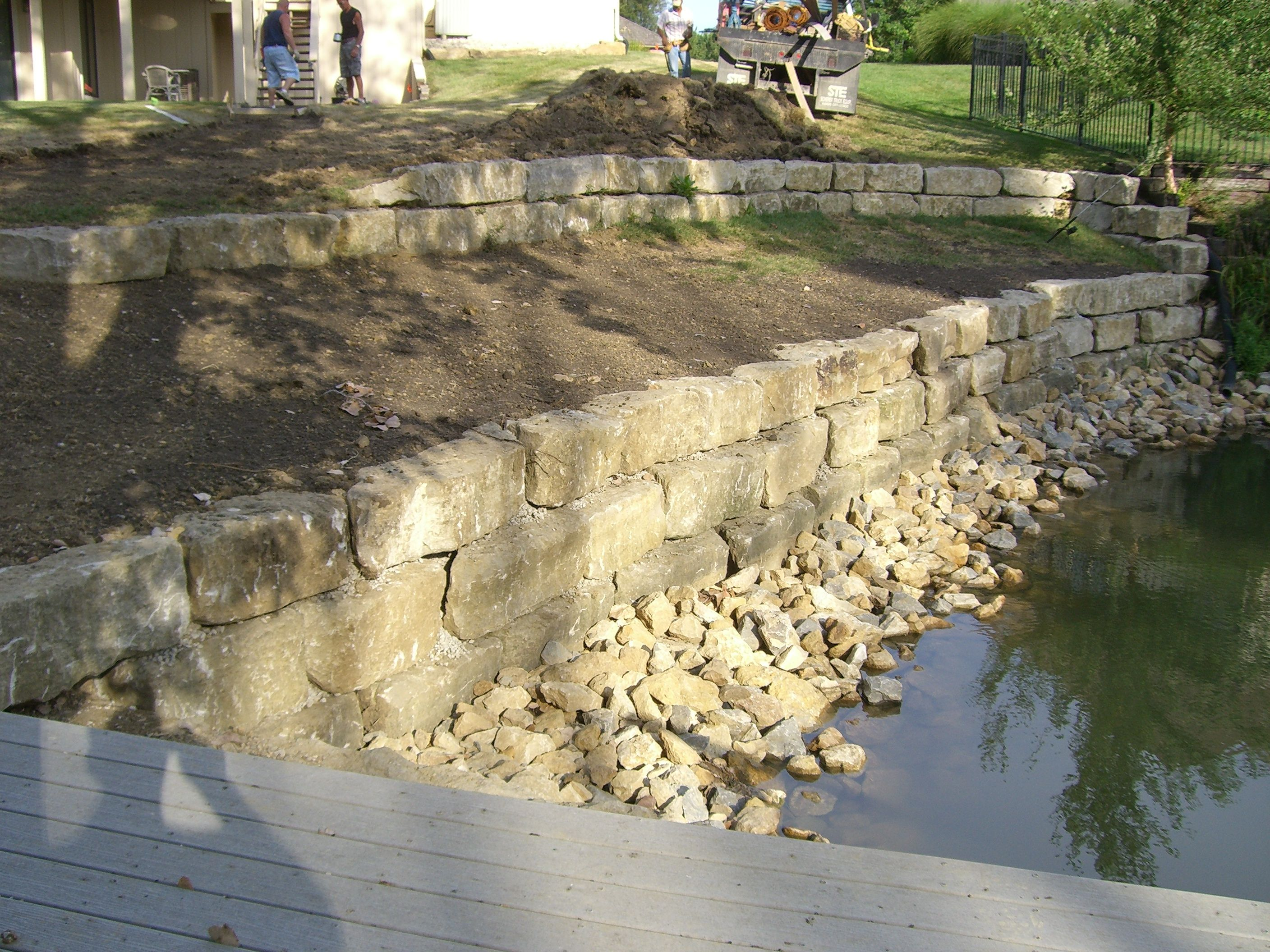 Homepage | Pinterest | Retaining walls, Lawn maintenance and Lawn