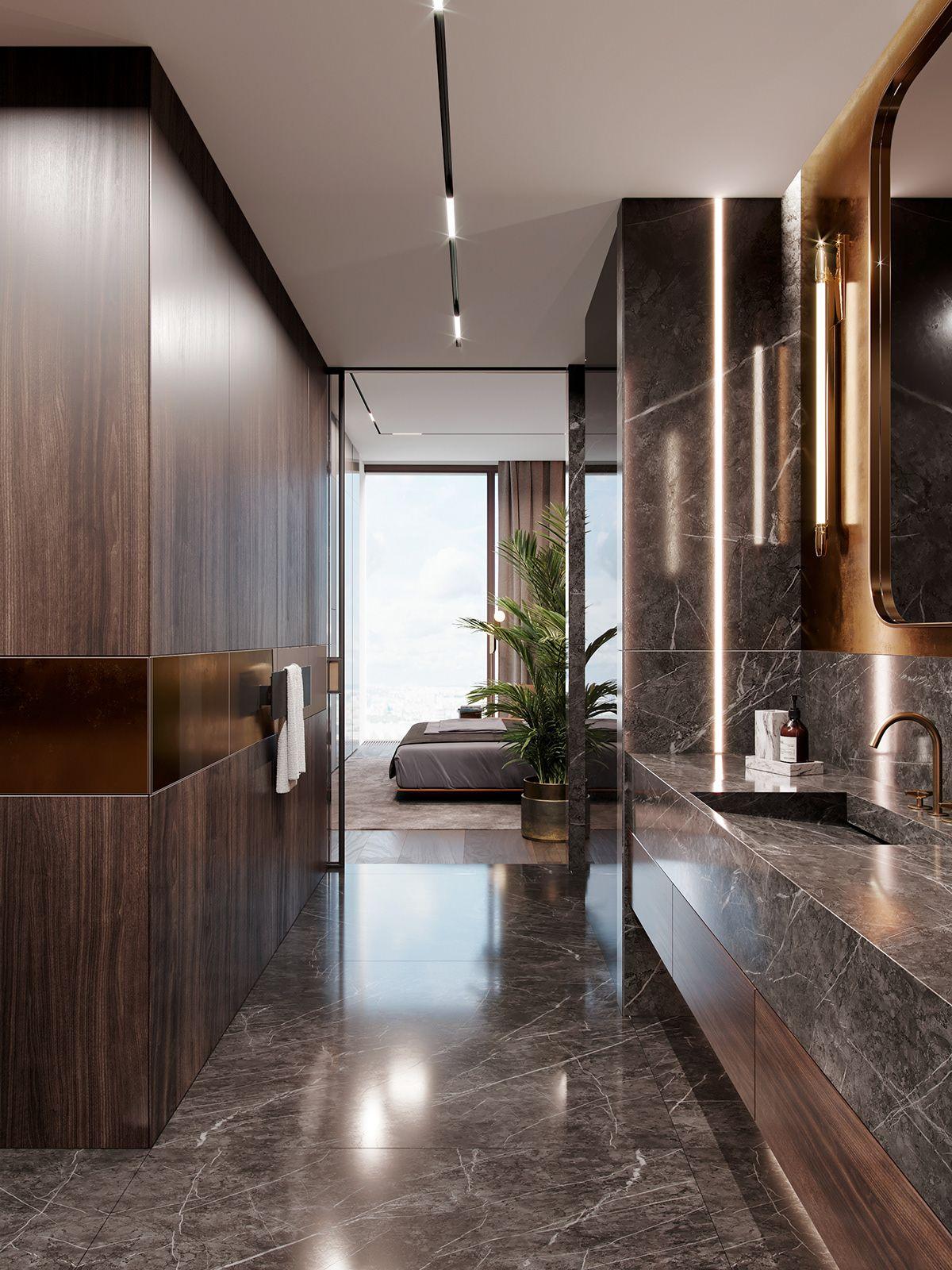 Federation tower moscow on behance also quartos interior design rh pinterest