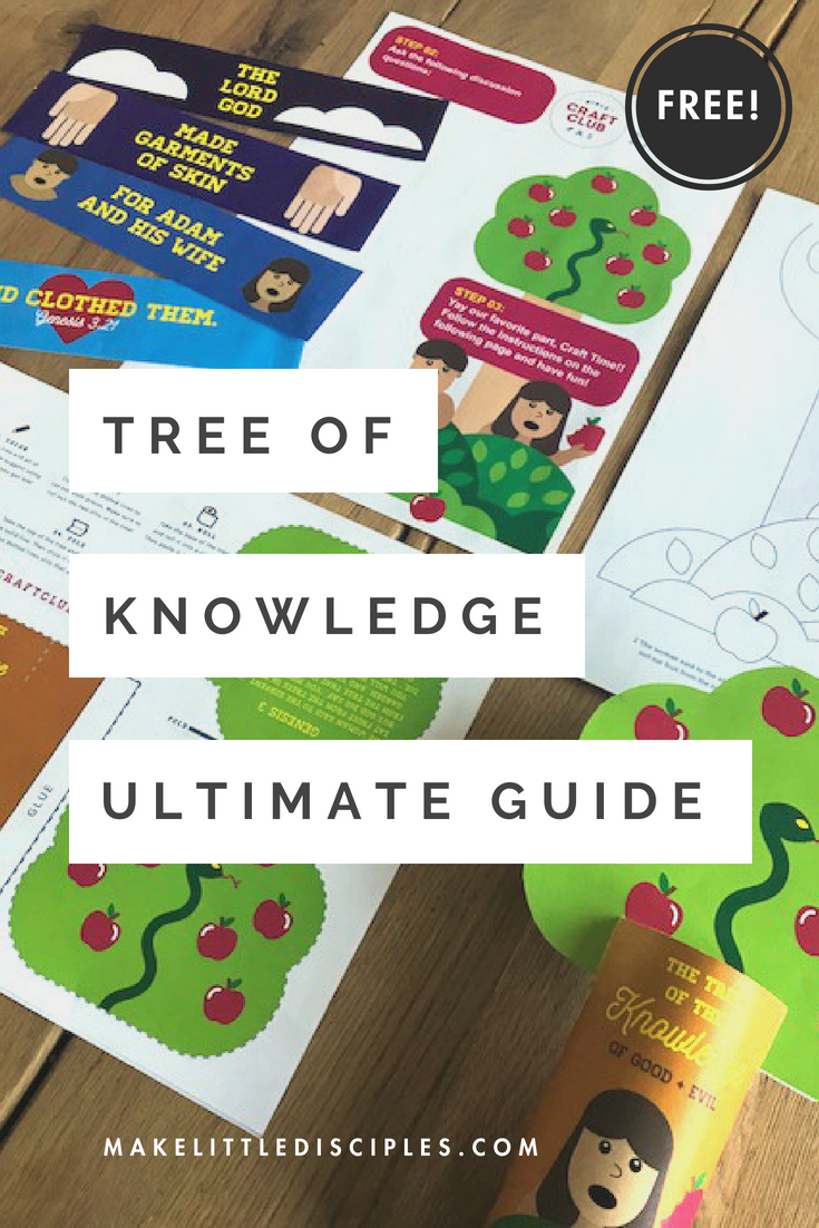 Download This Free Ultimate Guide To Teach Genesis 3 The Tree Of