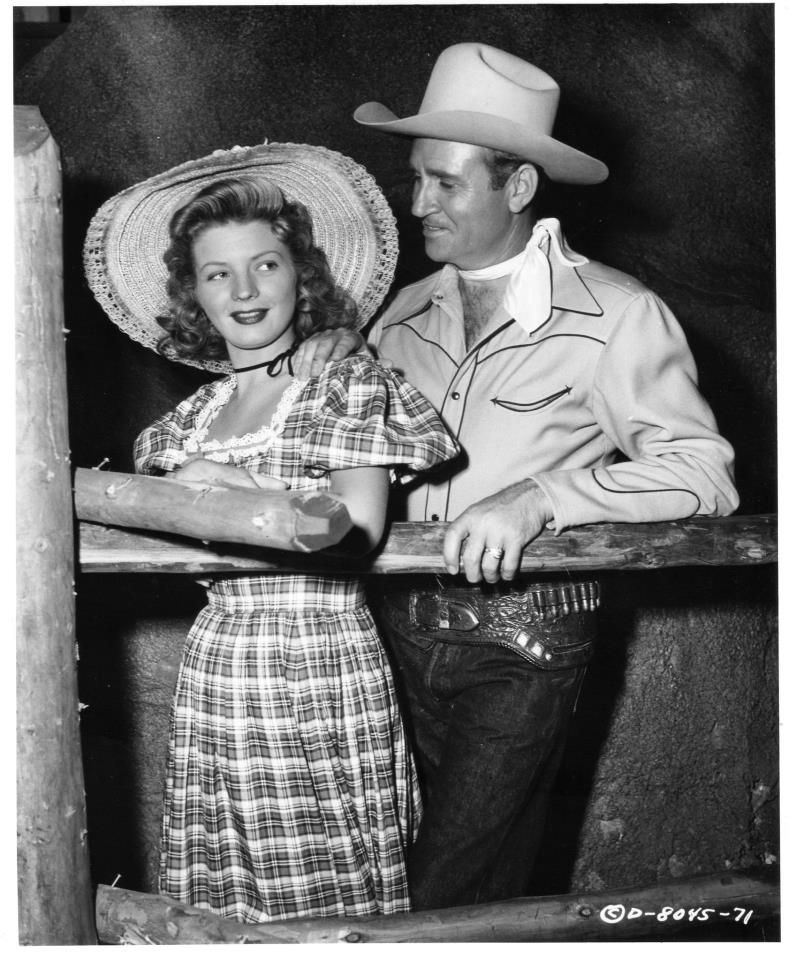 Image result for gail davis and gene autry