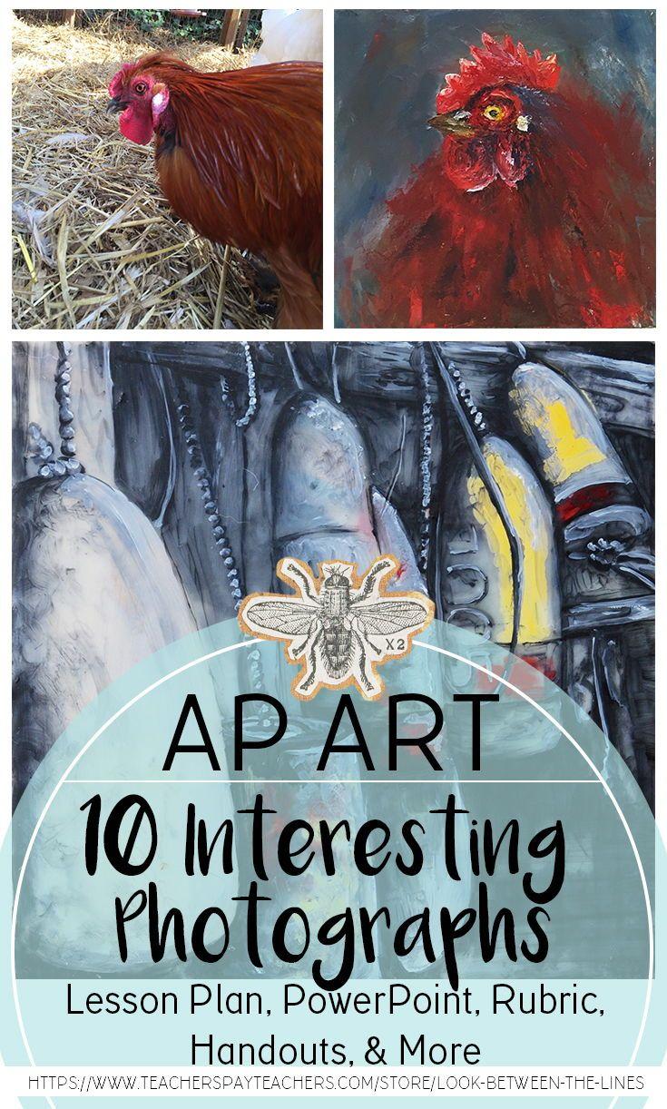 Ap art or advanced high school art 10 interesting
