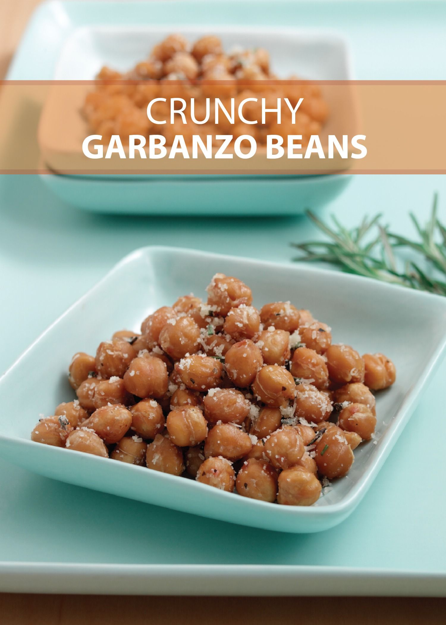 These Crunchy Garbanzo Beans are so addicting! Try this crunchy, cheesy snack that is great for parties or as an after-school snack!