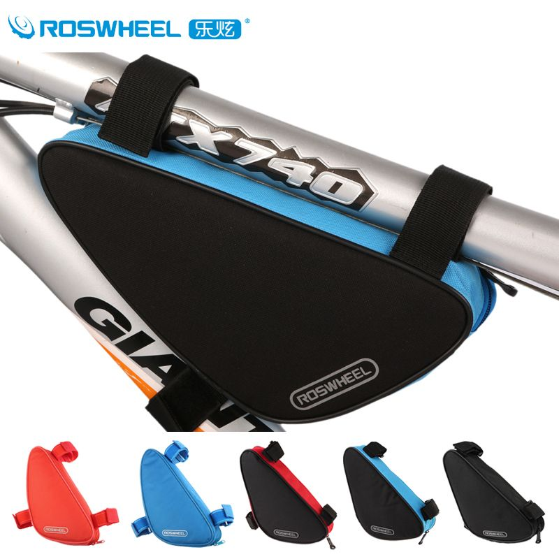 Accesorios 5 Colores Triángulo de Roswheel bicicleta de Montaña ...