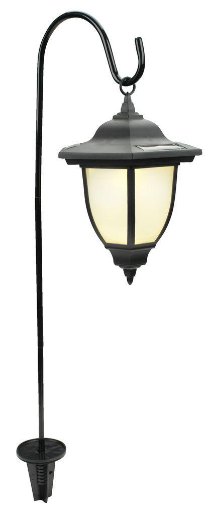 Aurinkoenergialamppu SOLSORT L13×P16×K75 Lamp, Lighting