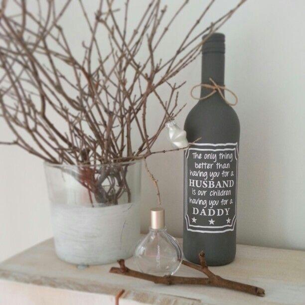 Ook zo 39 n leuke fles wijn bestellen dat kan via fb bij liefs van ons keuze uit heel veel - Ideeen deco blijven ...