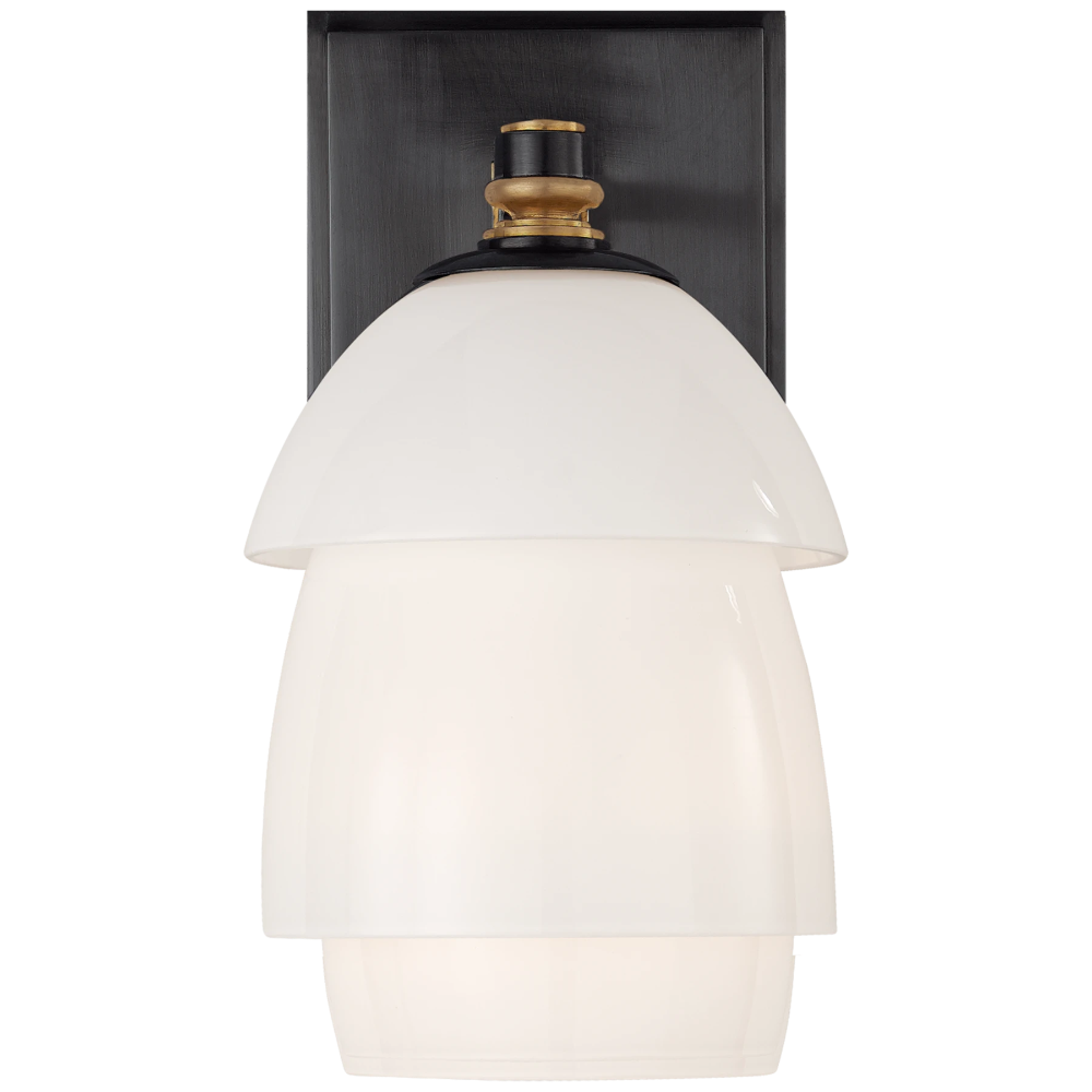 Whitman Small Sconce In 2020 Visual Comfort Lighting Visual Comfort Bathroom Sconces